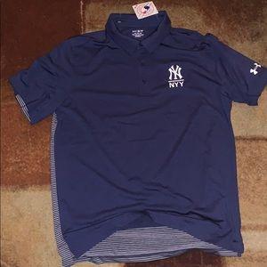 Under Armour New York Yankees Polo Shirt